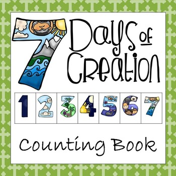 Days of Creation: Counting Book (1-7)