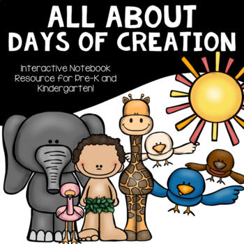 Days of Creation Interactive Notebook