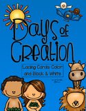 Days of Creation Lacing Cards Pack