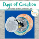 Days of Creation - Layered Circles