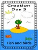 Days of Creation Packet