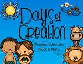 Days of Creation Puzzles