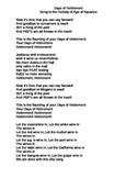 Days of Retirement sung to Age of Aquarius melody
