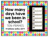 Days of School Ten-Frames