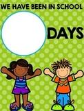 Days of School Tracker