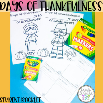 Days of Thankfulness for Students