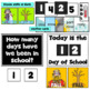 Days of the Week - Calendar Editable