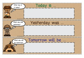 ESL Resources: Days of the Week Game