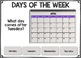 Days of the Week BOOM CARDS