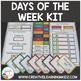 Days of the Week Boards & Flashcards