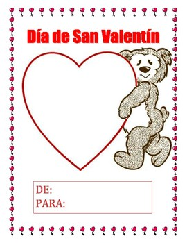 Valentine's Day Spanish-Calendario de Febrero- Days/Numbers/Holidays-Word Search
