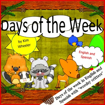 Days of the Week - Critters