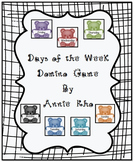 Days of the Week Domino Game