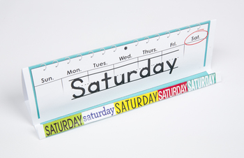 Days of the Week GrandStand: Saturday