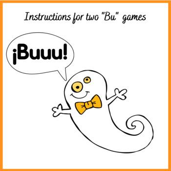 Days of the Week Halloween Games {Spanish}
