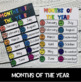 Days of the Week & Months of the Year Posters FREEBIE!