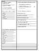 Asi se dice! Level 1 Lecciones Preliminares Days & Months Cornell Notes