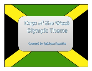 Days of the Week Olympic Theme