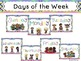Days of the Week Poster Set (With Days of the Week Poem)