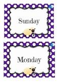 Days of the Week Printable