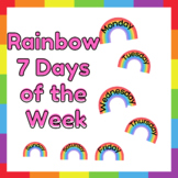 Days of the Week Rainbow Resource