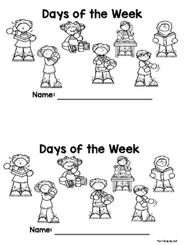 Days of the Week Reader