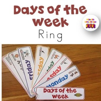 Days of the Week Ring