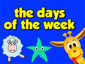 Days of the Week Song (#2)