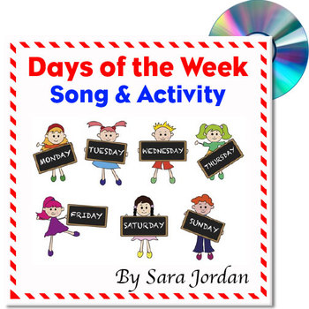 Days of the Week - Song with Lyrics & Activity