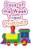 Days of the Week Train