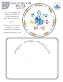 Days of the Week Wheel, Weekly Tracker