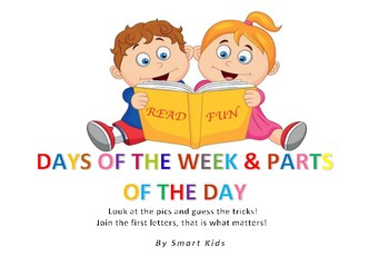 Days of the Week and Parts of the Day
