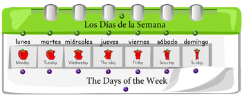 Days of the Week in Spanish Practice