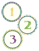 Days of the Year Counting Printable