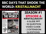 Days that Shook the World BBC: Kristallnacht Season 1 Ep. 6