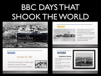 Days that Shook the World BBC: OK Coral Season 3 Ep. 2