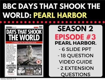 Days that Shook the World BBC: Pearl Harbor Season 2 Ep. 3