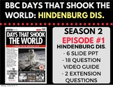 Days that Shook the World BBC: The Hindenburg Disaster Season 2 Ep. 1