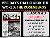 Days that Shook the World BBC: The Rosenbergs Season 3 Ep. 1