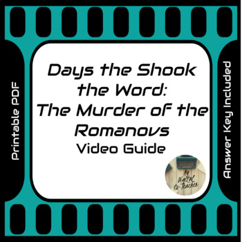 Days that Shook the World: Death of the Romanov's Movie Guide (BBC 2003)