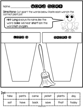 "Days with Frog and Toad - Activities for ""Tomorrow"""