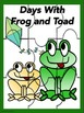 Days with Frog and Toad  Guided Reading Novel Study  No Prep
