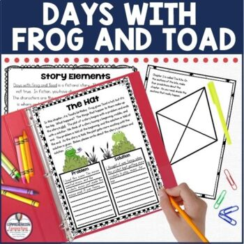Days with Frog and Toad Book Companion
