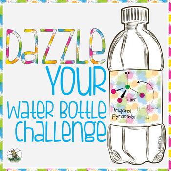 Dazzle Your Water Bottle Challenge