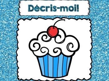 Décris-moi!    (75 images en couleurs)   -   French discussion prompts