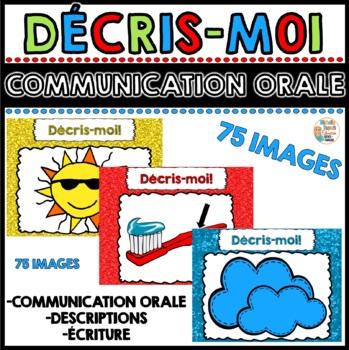 Décris-moi!    (75 images en couleurs)   -   French discus