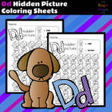 Dd Hidden Picture Coloring Sheets