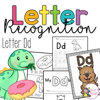 Dd Letter Recognition Worksheets