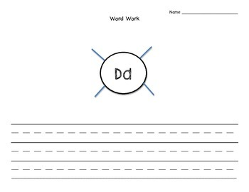 Dd Word Web