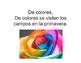 """Spanish Folk Song """"De Colores"""""""